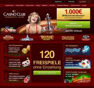 Casino Club Serios